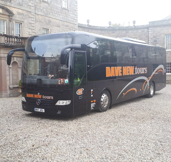 Dave New Coach Tours Barrow